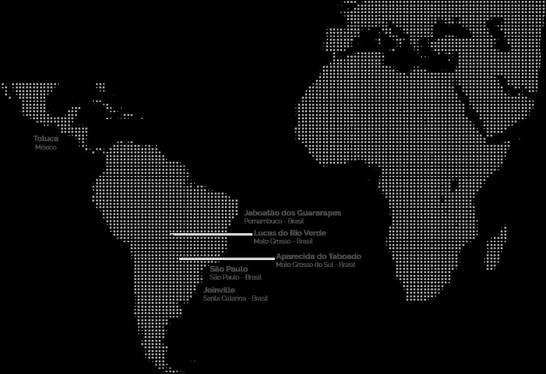 Mapa Dânica
