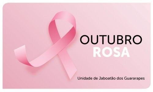Mês de prevenção do câncer de mama em Jaboatão dos Guararapes