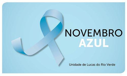 Mês de prevenção do câncer de próstata em Lucas do Rio Verde