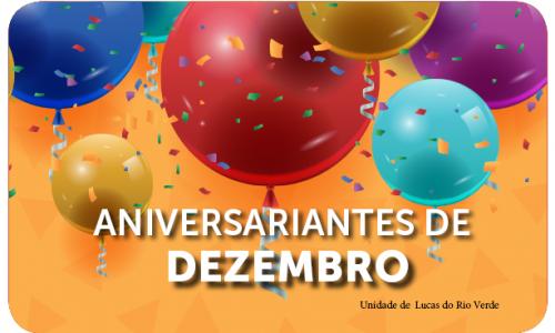 Parabéns aos Colaboradores de Lucas do Rio Verde!